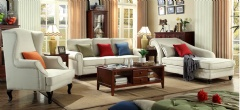 fabric sofa set living room furniture chaise